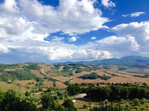 Stay at an agriturismo in Tuscany, Italy
