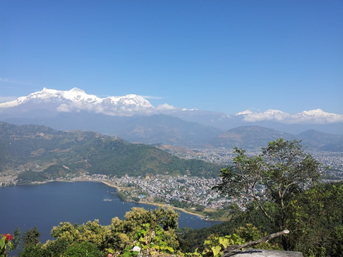 Adventure travel trekking in Pokhara, Philippines