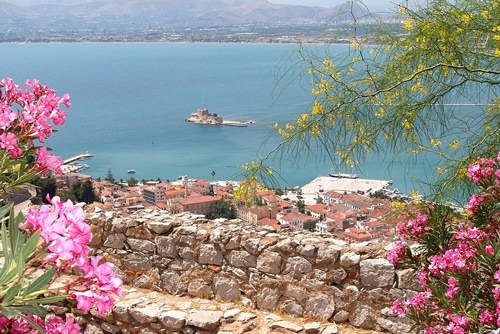 Nafplio, in the Peloponnese Peninsula, is a great base for exploration