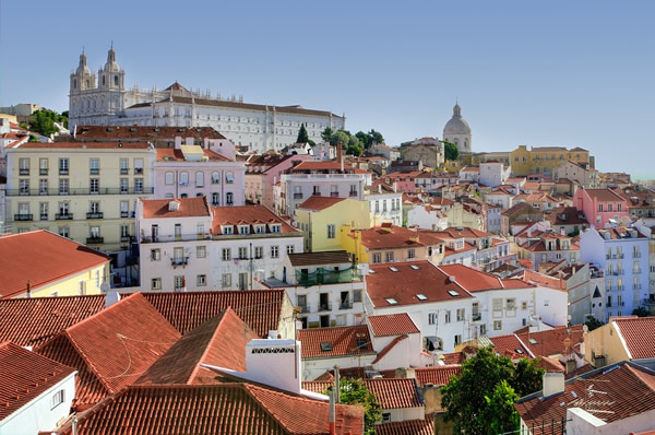 Apartment rentals in Lisbon, Portugal