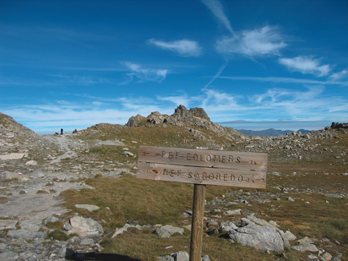 Hiking the Pyrenees: Port de Matera Pass