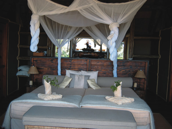 Room in Botswana