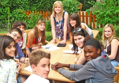 Teaching English To Children In A Summer Camp Abroad