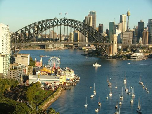Sydney, Australia - Teaching English