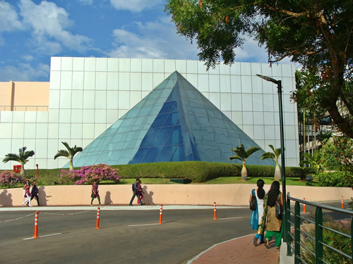 Infosys in Bangalore, India