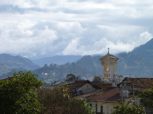 A career in beautiful Cuenca, Ecuador