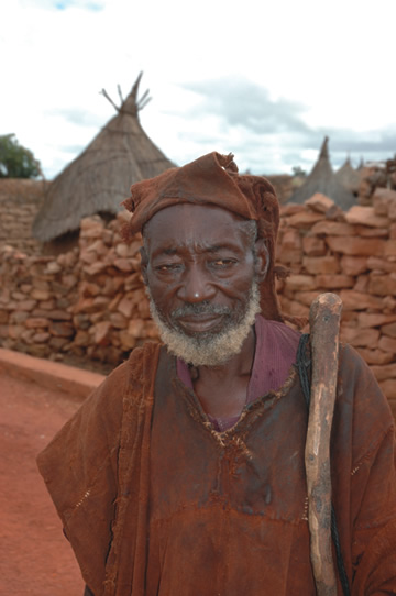 Dogon Village Chief