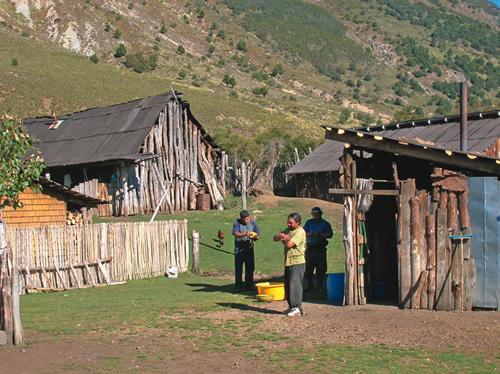 Patagonia: A Mapuche Community