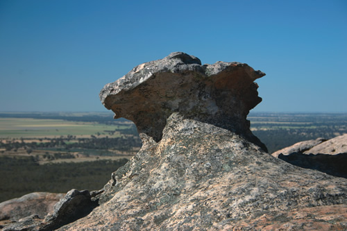Mount Hollow in Grampian National Park