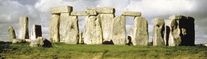 Stonehenge courtesy of Rick Steves' Europe Through the Back Door