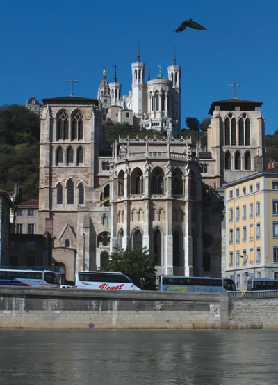 Cath�dral St. Jean in Lyon