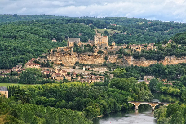 France S Dordogne River Valley