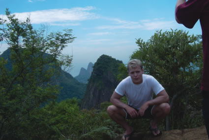 Tim Ferriss in Brazil