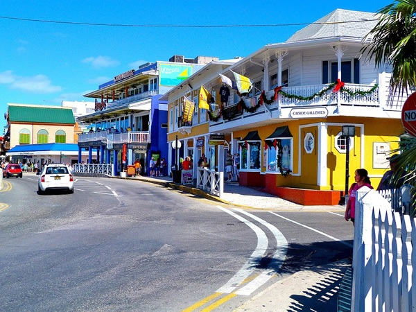Town in the Cayman Islands