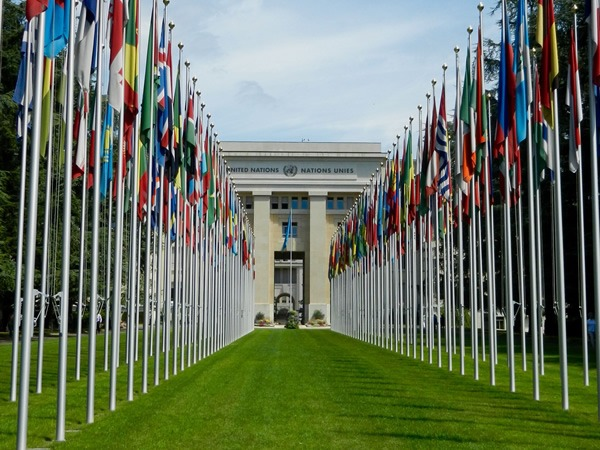 The United Nations Office in Geneva