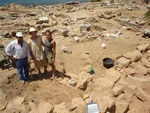 Volunteer in an Archeological dig in Greece