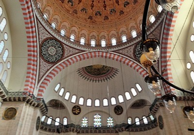Yeni Cami Mosque in Istanbul