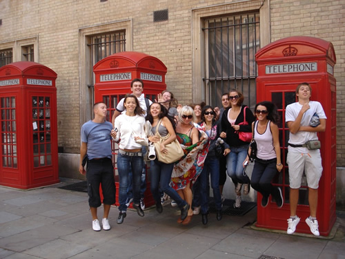 Study abroad in London is liberating for a student