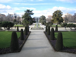 Buon Retiro park in Madrid