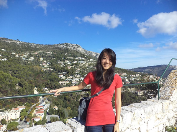 A Year of Study Abroad in Nice, France on a Full Scholarship