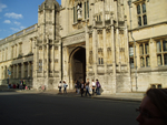 Study abroad in Oxford, England