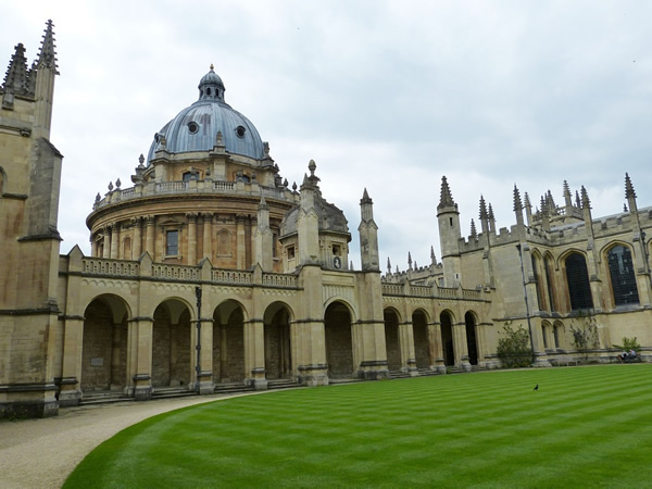 Oxford University in England: Learning is endless