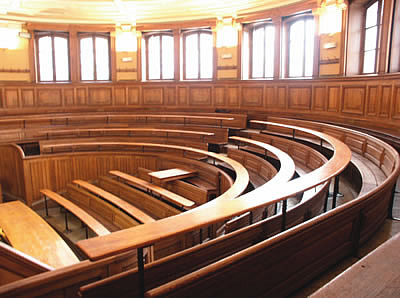 Sorbonne Lecture Hall