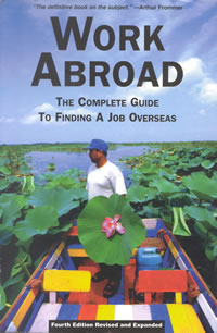 Transitions Abroad Work Abroad 4th Edition