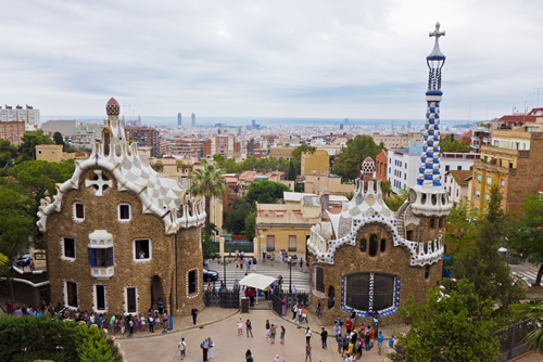 Au pair abroad, including Barcelona