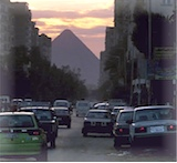 Streets of Giza