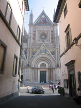 Orvieto, Italy in the Fall
