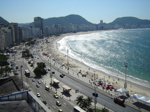 Moving to Rio, Brazil