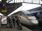 Cheap Train Travel in Europe